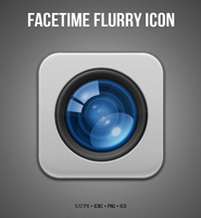 FaceTime Flurry Style Icon by myBaco