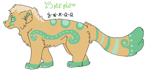 red panda adopt wow by s-w-a-q-q