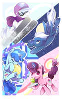 We are all different! by SION-ARA