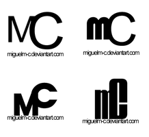 miguelm-c logotypes by miguelm-c