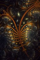 Leaving the abyss by FractalDesire