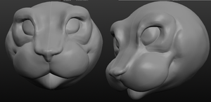 Sculptris try by ivygaara