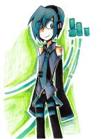Mikuo by Zack-Of-Spades