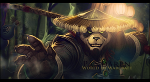 Pandaren WoW by RiCePanDaxD