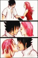 SasuSaku - Right here by Yoschy