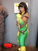 rogue from x-men by jpop52