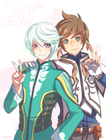 Tales of 20th Anniversary by Mayuiki