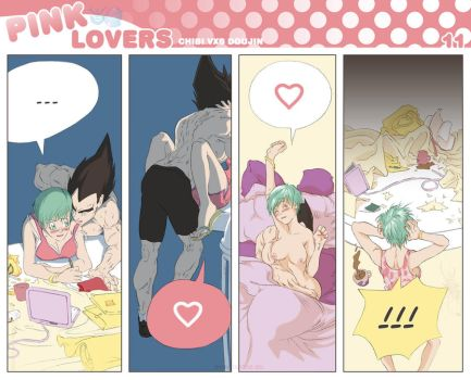 Pink Lovers 11 - VxB doujin by nenee