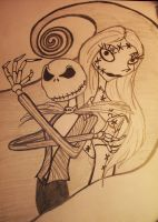 Jack and Sally Forever two by IndependentMind