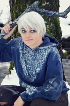 Jack Frost - Rise of the Guardians by Kekune