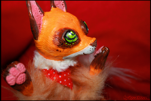 XOXO :: Fox Baby for SALE by TotemEye