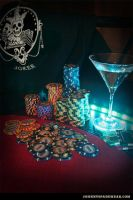 Johnnyspadewear Poker T-shirts 3 by johnnyspadewear