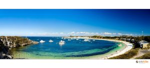 Long Reach Bay Rottnest by Furiousxr