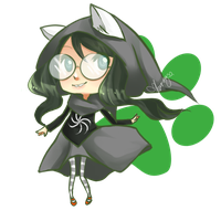 Dog (God) Tier Jade by Katbrella