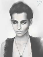Bill Kaulitz by AniRingo