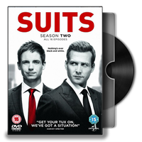 Suits Season 2 by Natzy8