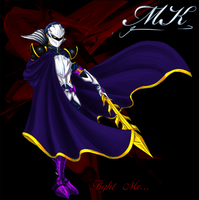 Meta Knight:human style'adult' by RougetheRebel