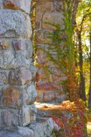 stone wall by kimmie84