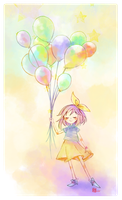 Balloons by jingster