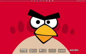 Angry Birds Windows 7 by luisakanewt