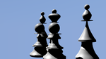 Blender Chess Pieces by ImperialBlade