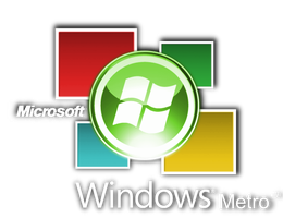 windows metro icon logo by rgontwerp