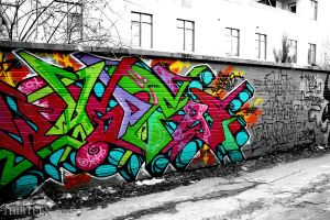 Graffiti 02 by 13Ghouls