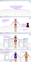 ~Basics of PMD~ Attaching Clothes Tutorial by crystalwingskeyblade
