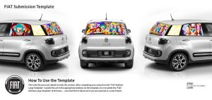 FIAT Submission Template - Clowns On Board by TaraSF