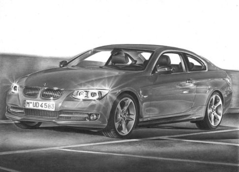 BMW 3rd series by donescu