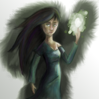 The Sorceress by chopper481