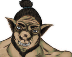 Ogre Colored by Hectichermit