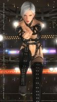 DEAD OR ALIVE 5 Last Round Christie by aponyan