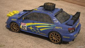 Subaru WRXSti rally edition5 by RJamp