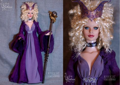 OUAT Maleficent OOAK by lulemee