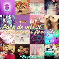 PACK 20 WALLPAPERS FAVORITOS by MeliiSmile