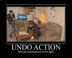 Smosh Undo Action Motivator by htfman114