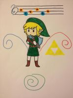 Link by ShiniKitty13
