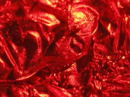 Iridescent Red Texture 10 by SerendipityStock