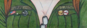Cleavage Project: Lady Jaye by AnneRiceBowl