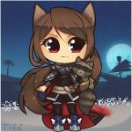 RS: Chibi Marloes (Commission) by Tifa-Amakura