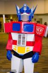 Transformers G1 Optimus Prime Cosplay by Transdorker