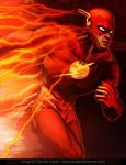 The Flash by archeon