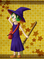 Zelda: Maple Witch by Icy-Snowflakes