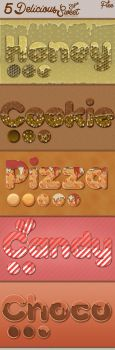 5 Delicious Sweet Styles by IvaxXx