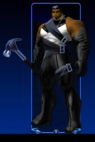 CoX Costume Concept by Maxered