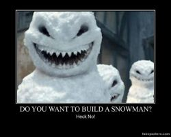 Do you want to build a snowman? by Mickxbeth2012