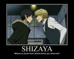 Shizaya MP by JustMeBeingADork