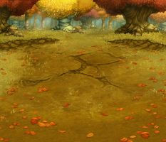 Sacred Seasons 2 Forest BG by Kyomu