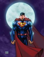 New 52 Superman by GreeneLantern